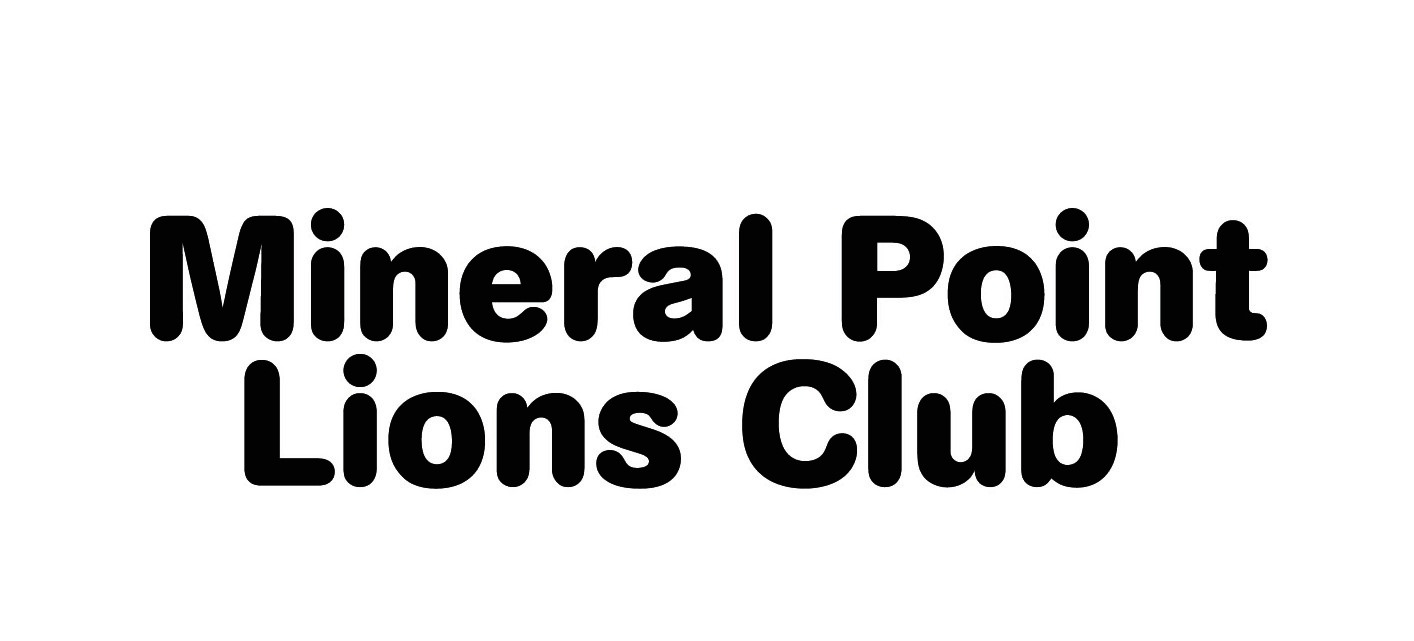 Mineral Point Lions Club (Silver)