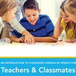 Click here for more information about Classroom Teacher Booklet